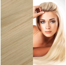 Clip in sada DE-LUXE, 57 cm, odtieň  613 - beach blond